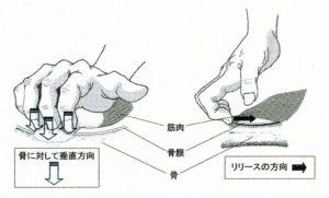 骨膜・筋膜リリース